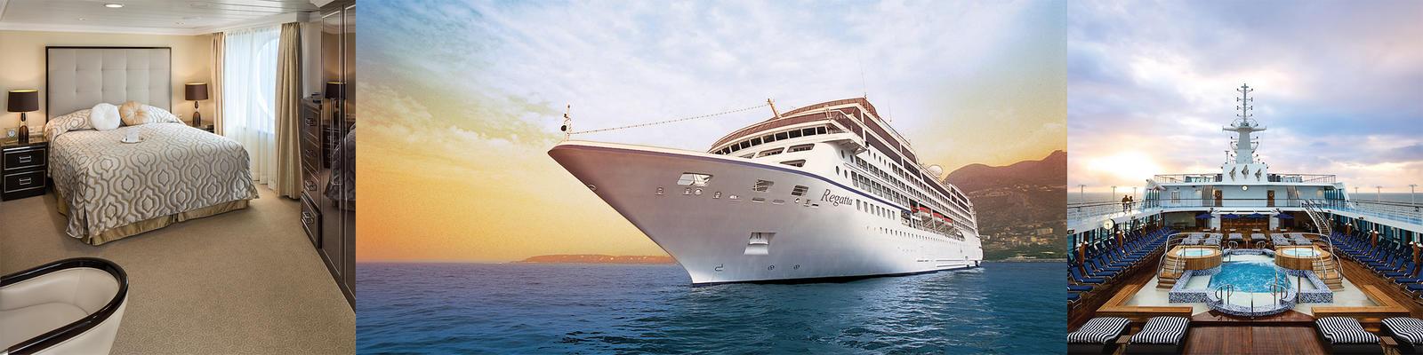 Regatta Cruise Ship Review Photos Departure Ports On Cruise Critic - Oceania regatta cruise ship