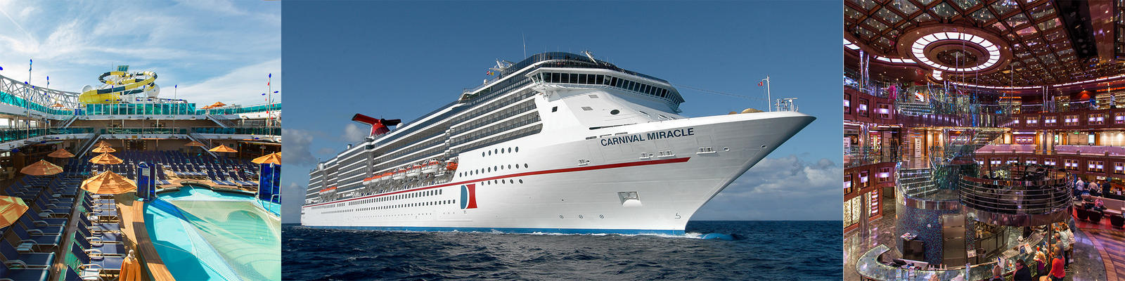 Carnival Miracle Cruise Ship Review Amp Photos On Cruise Critic