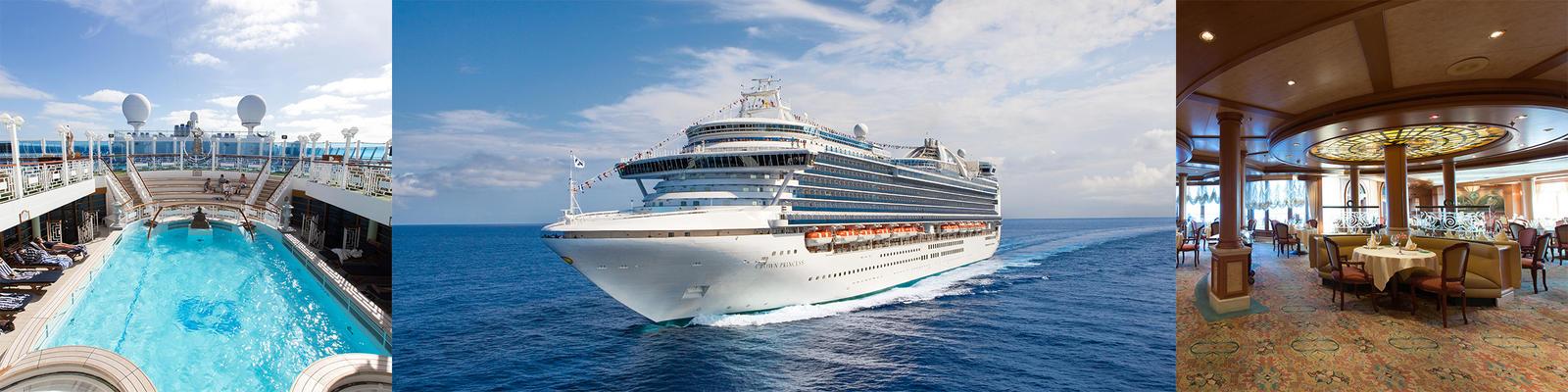 Crown Princess Crown Princess Cruise Ship Review