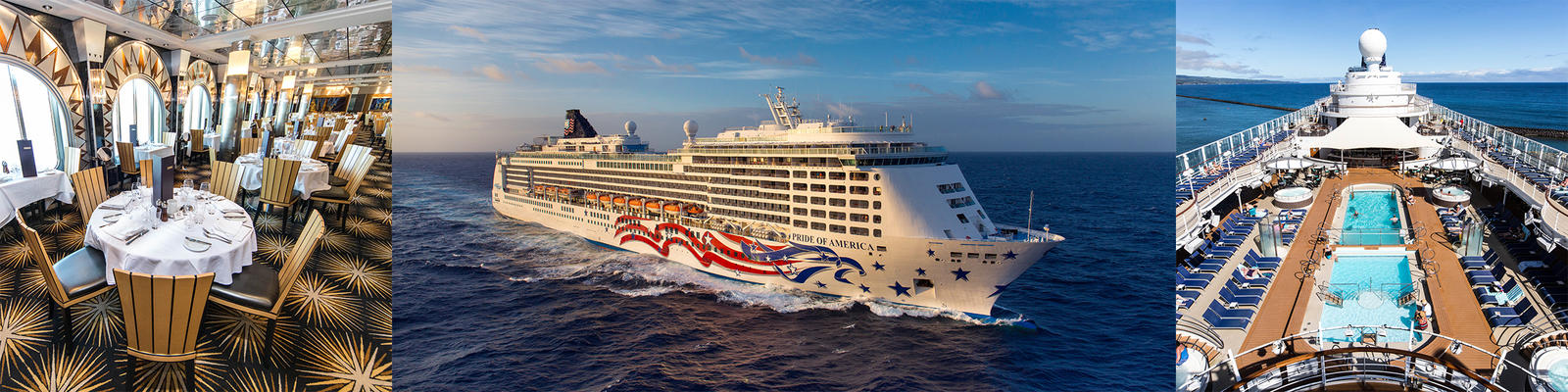 Norwegian NCL Pride Of America Cruise Ship Review Photos - Us registered cruise ships