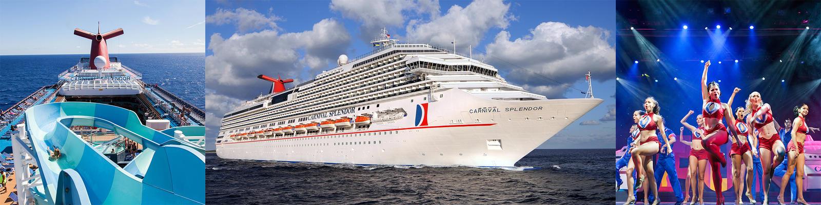 Carnival Splendor Cruise Ship Review Photos Amp Departure