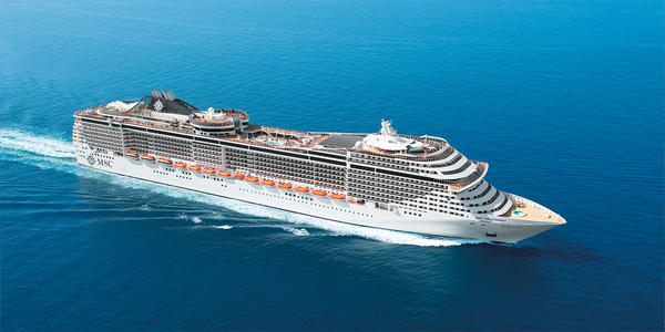 MSC Splendida Cruise - Ship Review - Photos & Departure ...