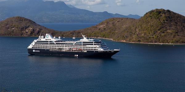 Azamara Quest Cruise - Ship Review - Photos  Departure -8310