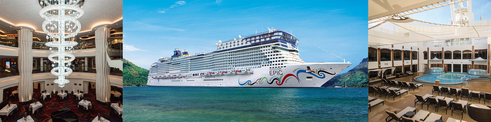 Norwegian Epic Cruise Ship Review Photos Departure Ports On - Cruise ship schedule for grand cayman
