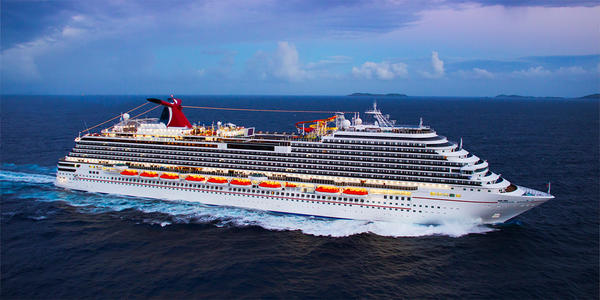 Carnival Breeze Cruise - Ship Review - Photos & Departure