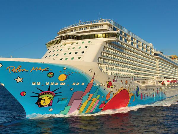 30844e63ad Norwegian Breakaway Cruise Ship  Review