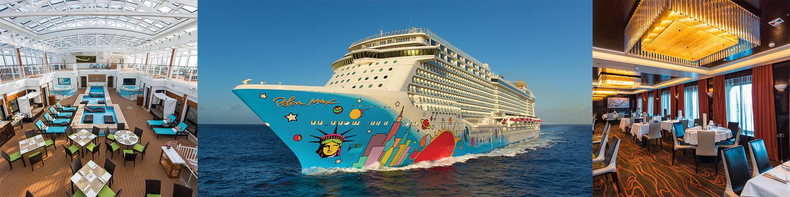 Norwegian Breakaway Cruise Ship Review Photos