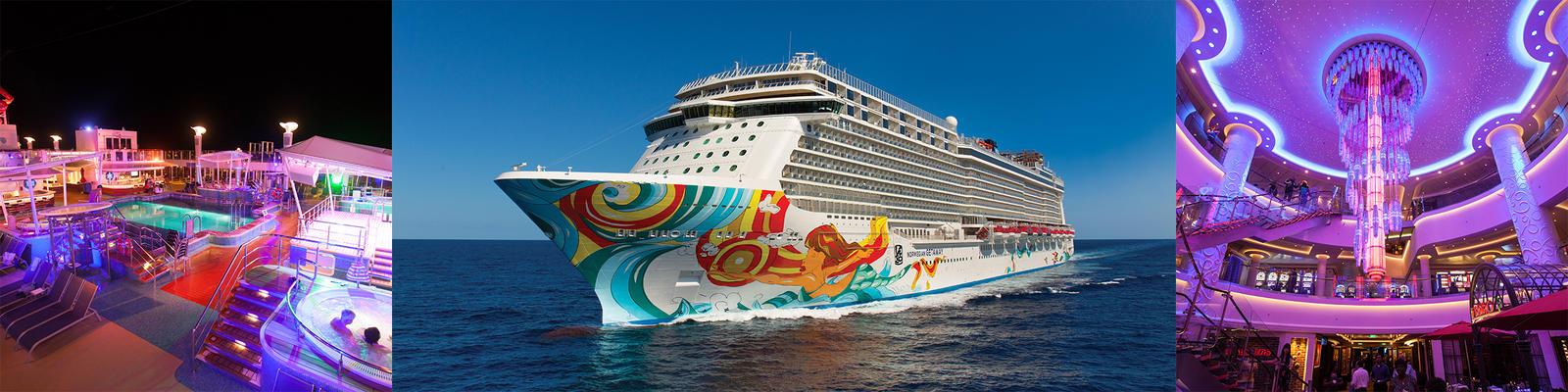 Norwegian Getaway Cruise Ship Review Photos Departure Ports On - Getaway cruise ship