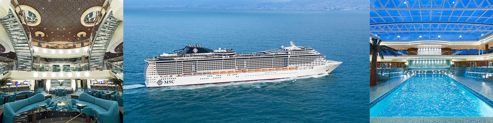 MSC Preziosa Cruise Ship Review Photos Departure Ports On