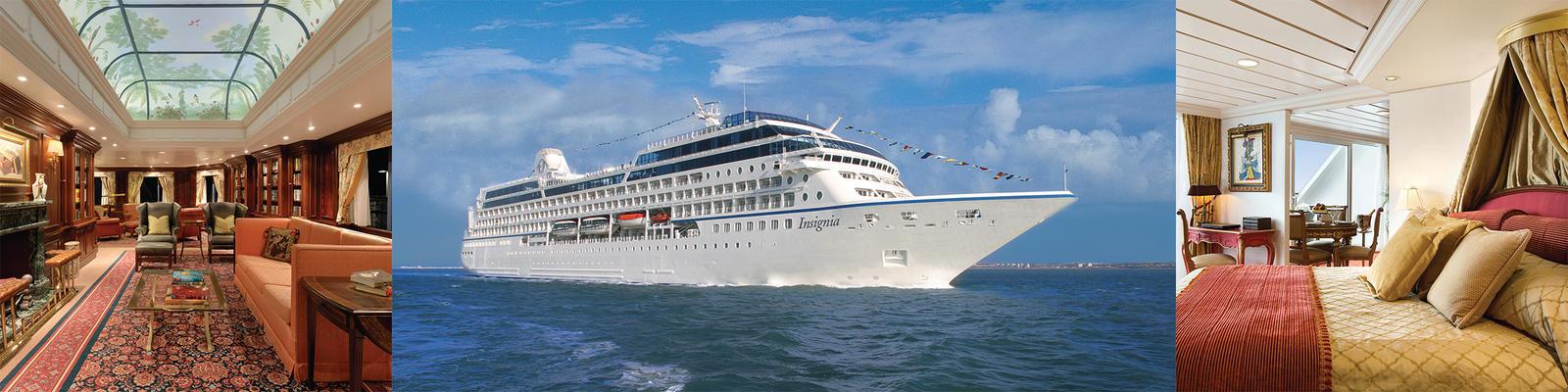 Oceania Insignia Cruise Ship Review Photos Departure Ports On - Insignia cruise ship