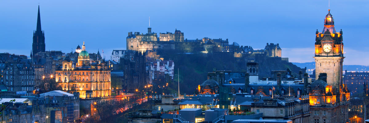 Edinburgh, Scotland, UK (Photo: vichie81/Shutterstock)
