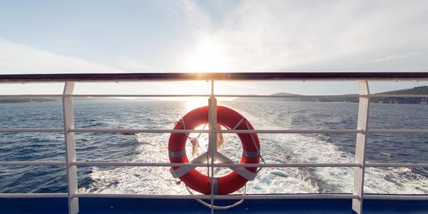 Amadeus Queen Cruise - Ship Review - Photos & Departure