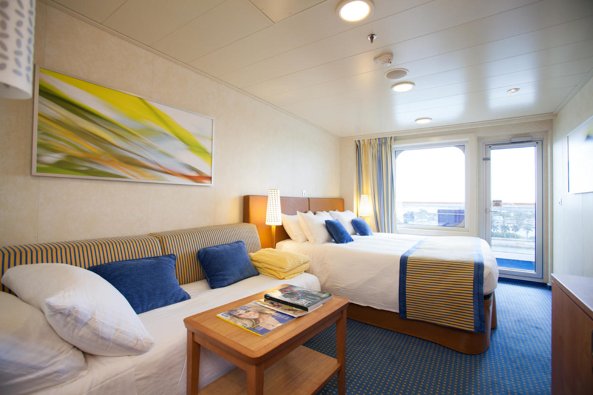 11 Ways To Make Your Cruise Ship Cabin Feel Bigger