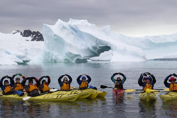 Antarctica (Photo: Ken from Missouri, Cruise Critic member)