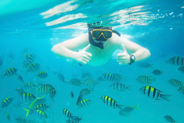 Best Non-Caribbean Cruise Destinations for Snorkeling and Diving (Photo: Michael Traitov/Shutterstock)