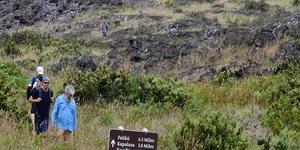 Haleakala National Park hiking tour in Maui (Photo: Viator)