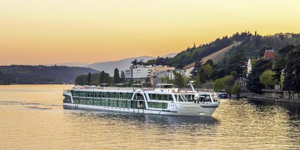 Amadeus Provence (Photo: Amadeus by Lueftner Cruises)