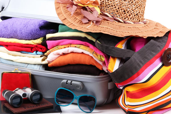 Cruise Packing 101 (Photo: Africa Studio/Shutterstock.com)