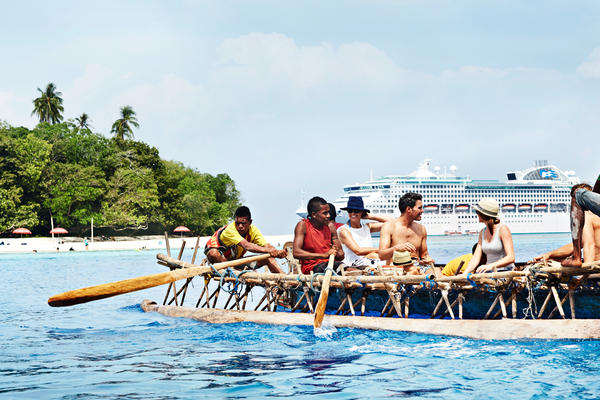 6 Things You Didn't Know About Taking a Hawaii Cruise (Photo: Princess Cruises)