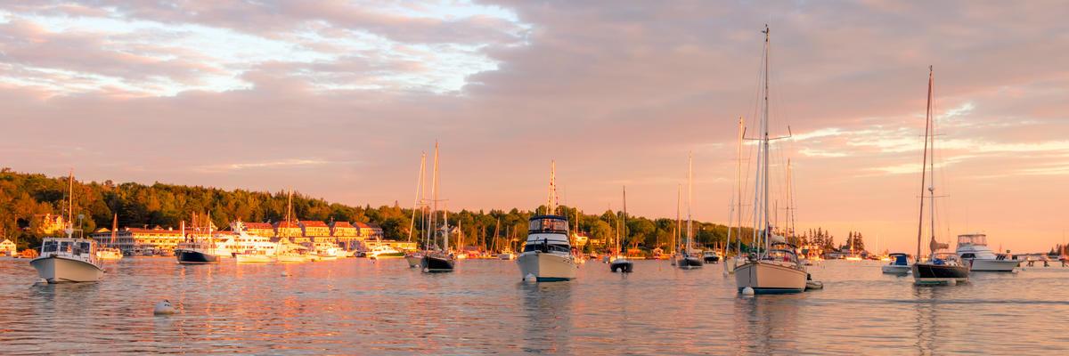 Boothbay Harbor (Photo: Rabbitti/Shutterstock.com)