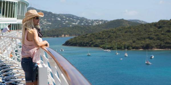 Solo Cruise Tips (Photo: Royal Caribbean)