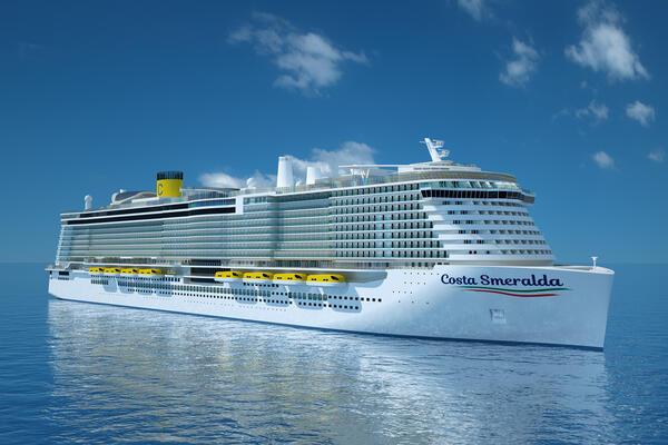 Costa Smeralda  (Image: Costa Cruises)