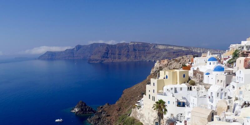 Santorini (Photo: R Pratta, Cruise Critic Member)