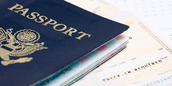 Passport and Travel Documents (Photo: Alexey Stiop/Shutterstock)