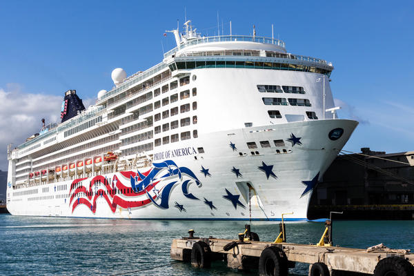 What Is a Cruise Ship Hull? - Cruise Critic
