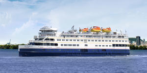 Victory II will be sailing in Mexico and Central America in early 2020 (Photo: Victory Cruise Lines)