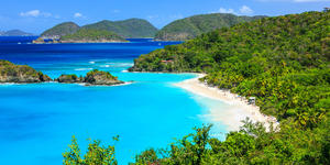 Trunk Bay, St John Island, US Virgin Islands (Photo: Sorin Colac/Shutterstock)