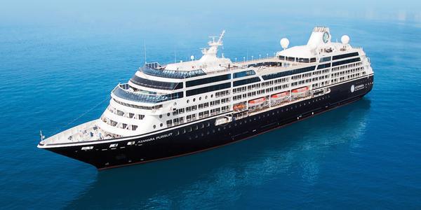 Azamara Pursuit (Photo: Azamara Cruises)