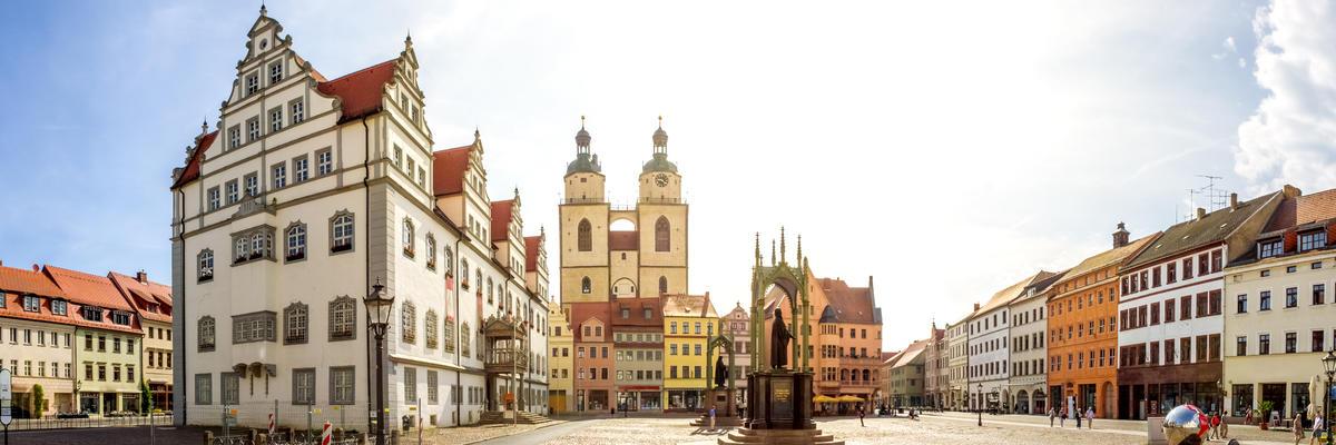 Wittenberg, Germany (Photo: LaMiaFotografia/Shutterstock)