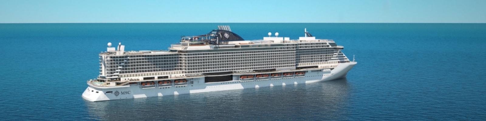 MSC Seaside (Image: MSC Cruises)