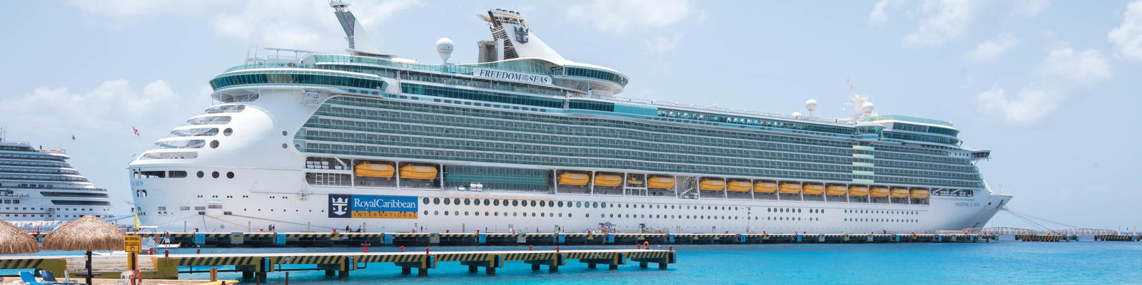 Freedom of the Seas in Cozumel (Photo: Cruise Critic)