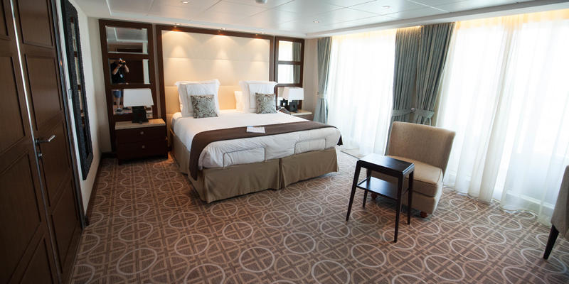 The Penthouse Suite on Celebrity Reflection (Photo: Cruise Critic)