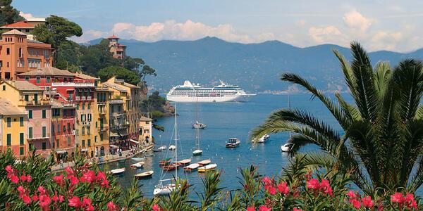 Editor's Picks: Best Western Mediterranean Cruises (ID: 1317) (Photo: Oceania Cruises)