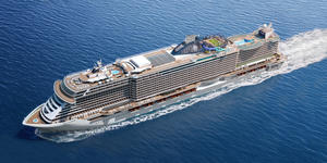 MSC Seaside (Photo: MSC)