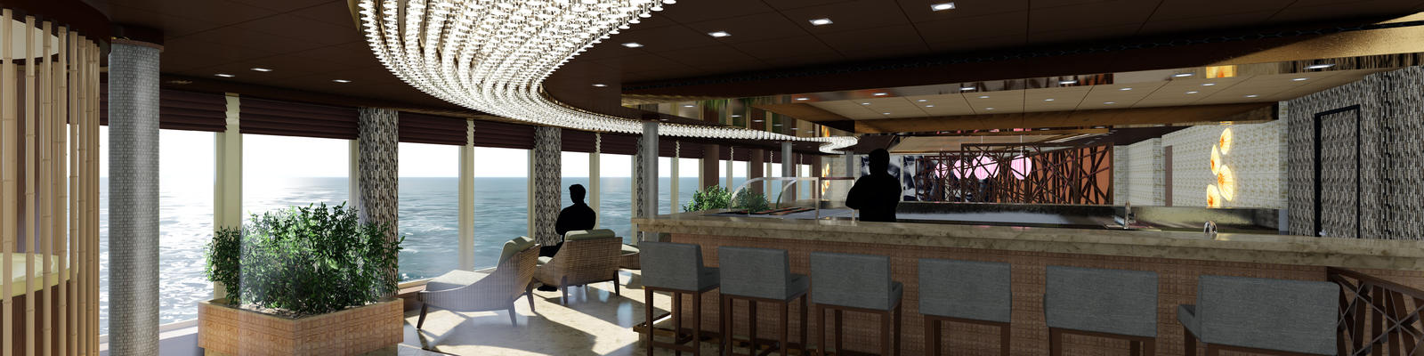 Asian market kitchen by roy yamaguchi on msc cruises for Roy s country kitchen