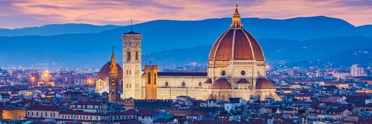 Florence, Italy (Photo: Nattee Chalermtiragool/Shutterstock)