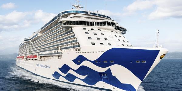 Sky Princess (Image: Princess Cruises)