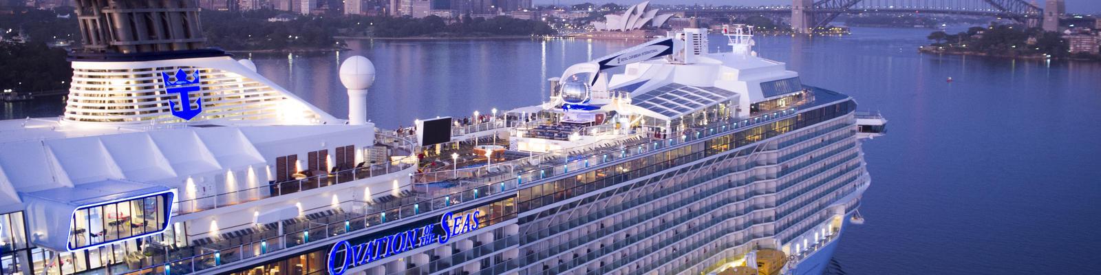 Ovation of the Seas (Photo: Royal Caribbean International)