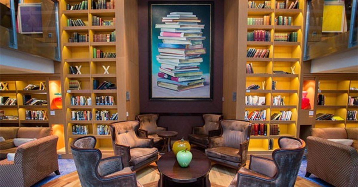 5 Best Libraries At Sea Cruise Critic