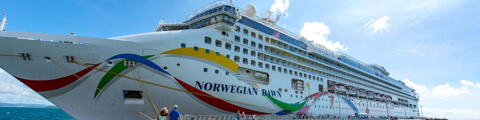 Norwegian Dawn Cruise Ship Review Photos Departure Ports On - Cruise ship dawn