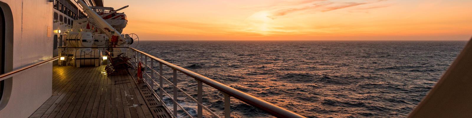 Transatlantic crossing on Queen Mary 2 (Photo: Cruise Critic)