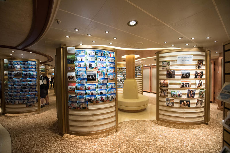 Photo and Video Gallery on Regal Princess