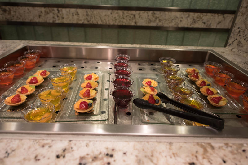 The Pastry Shop on Regal Princess