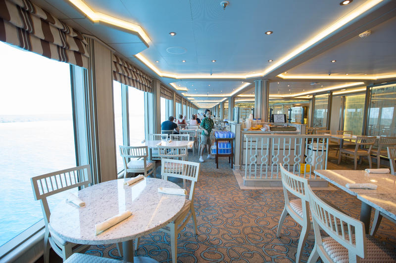 Horizon Bistro on Regal Princess