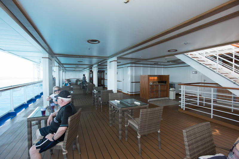 Horizon Court on Regal Princess