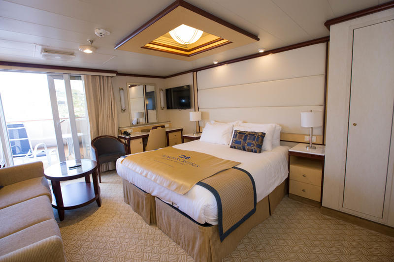 Minisuite Cabin on Regal Princess